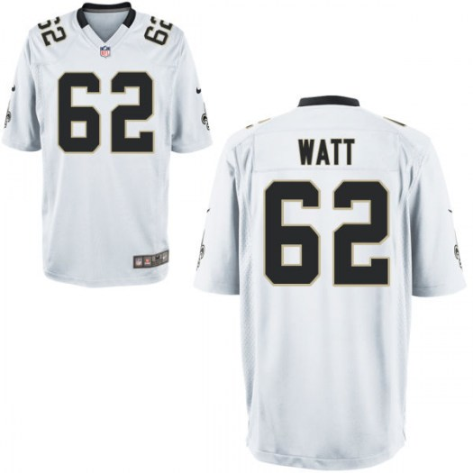 Nike Chris Watt New Orleans Saints Game Jersey - Youth